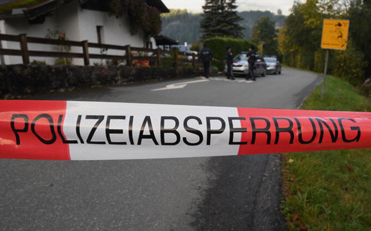 Avusturya'da silahlı saldırı 5 ölü