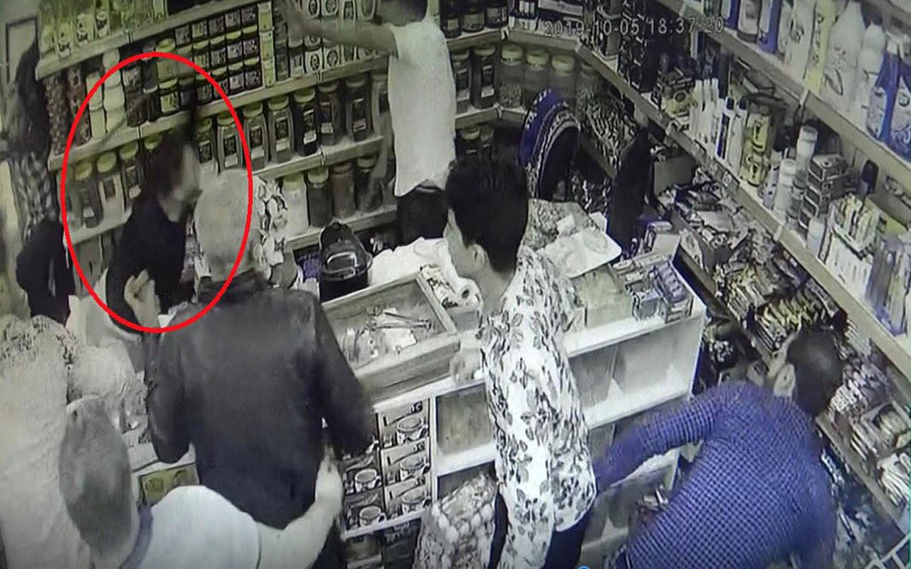 Bursa'da veresiye vermeyen marketçiyi sopalarla dövdüler
