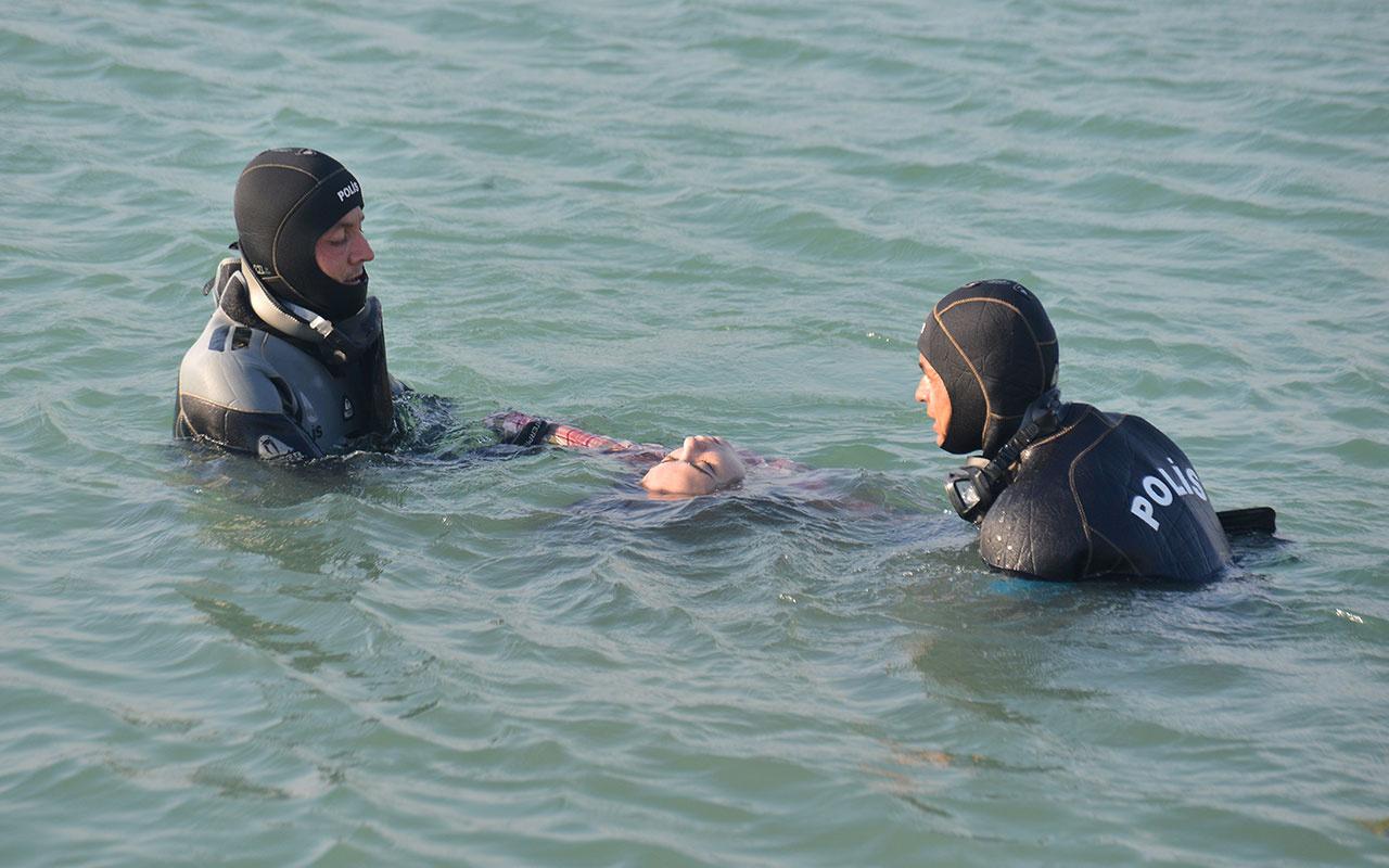 Adana'da genç kız gölde boğuldu