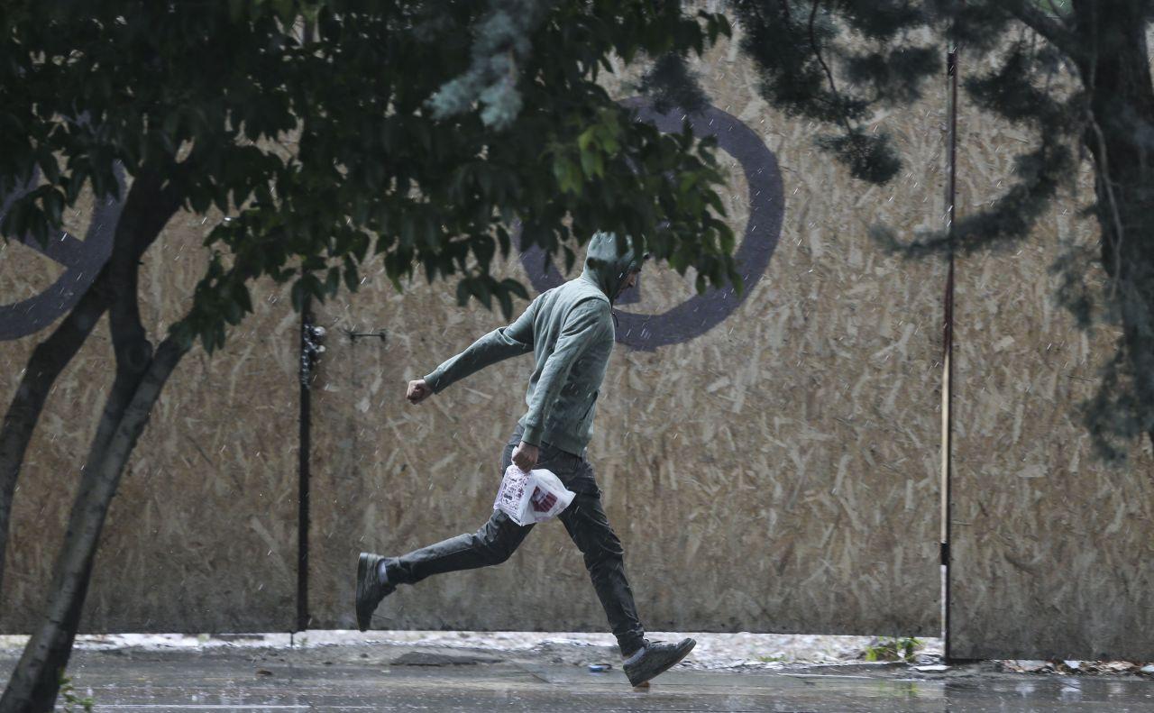İstanbul için sarı alarm verildi! 28 ile kuvvetli sağanak uyarısı