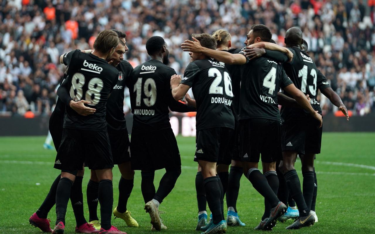 Beşiktaş 5 eksikle Başkent deplasmanında