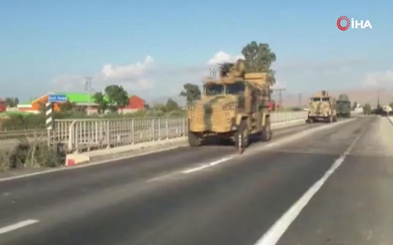 Sınır hattında sıcak saatler! Özel birlikler intikal etti