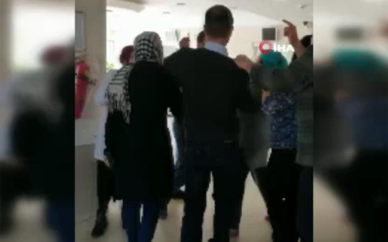 İstanbul'da doktor ile hasta yakını arasındaki yumruklu kavga