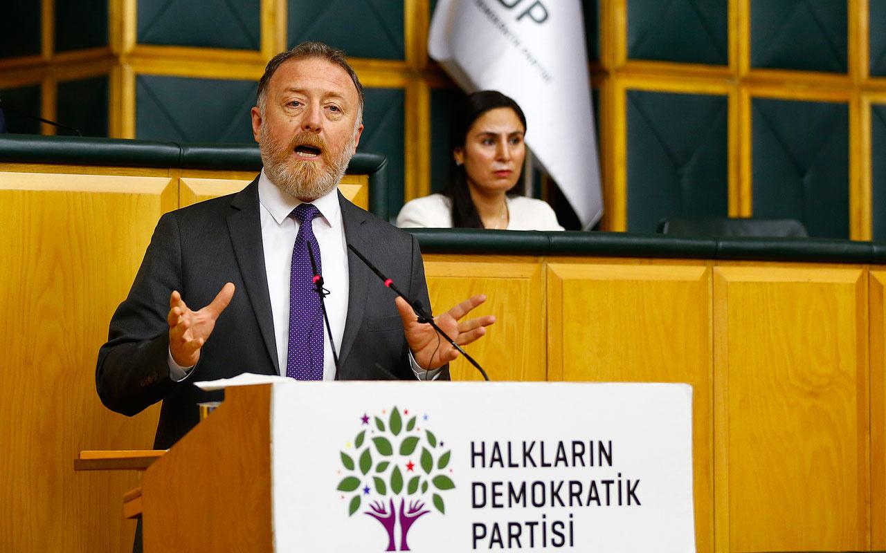 HDP Eş Genel Başkanı Sezai Temelli Fırat'ın doğusuna operasyon planına 'işgal' dedi