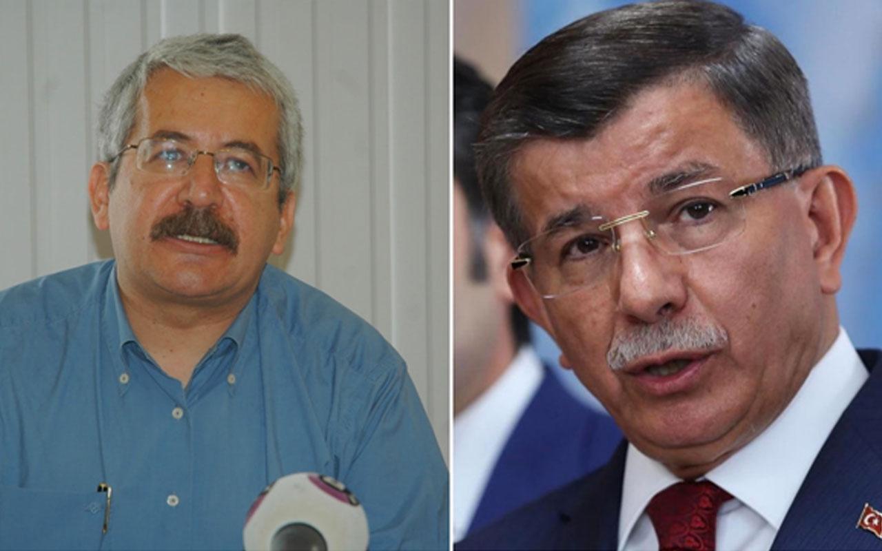 Ahmet Davutoğlu ile görüşen Ufuk Uras partisinden istifa etti