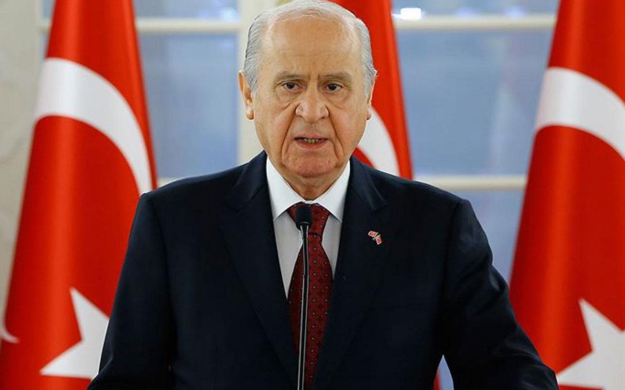 Devlet Bahçeli'den Barış Pınarı Harekatı mesajı: Türkiye, kutlu bir sefere çıktı