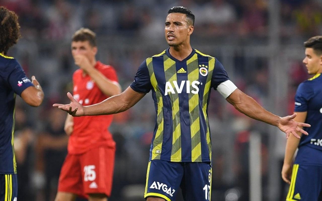 Fenerbahçe'de Nabil Dirar bıçak altına yattı