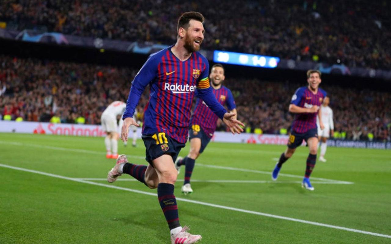Lionel Messi'den Ronaldo itirafı