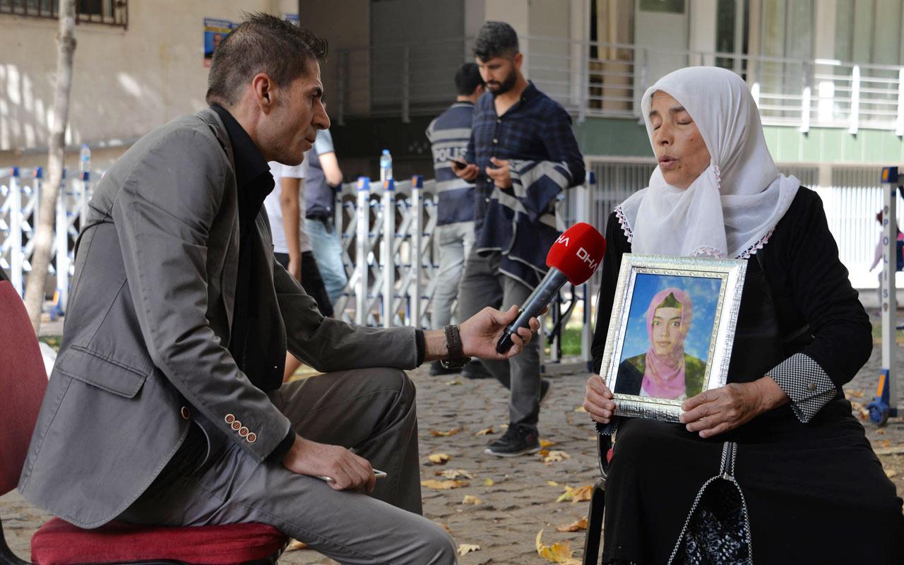PKK'nın kaçırdığı kızını alyansını satarak okutuyordu