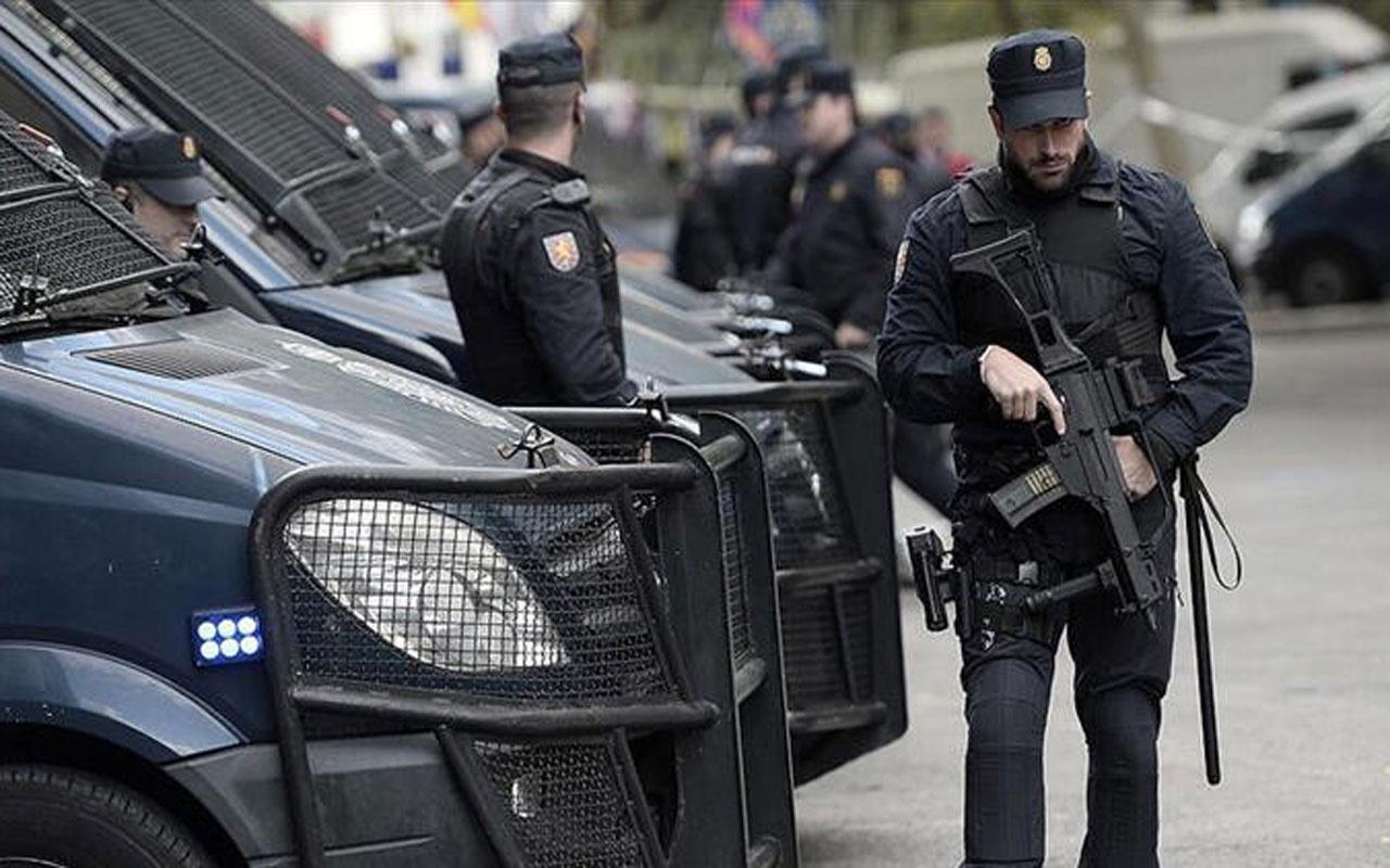 Kırmızı bültenle arananNasır TuradlıPKK'lı terörist İspanya'da yakalandı
