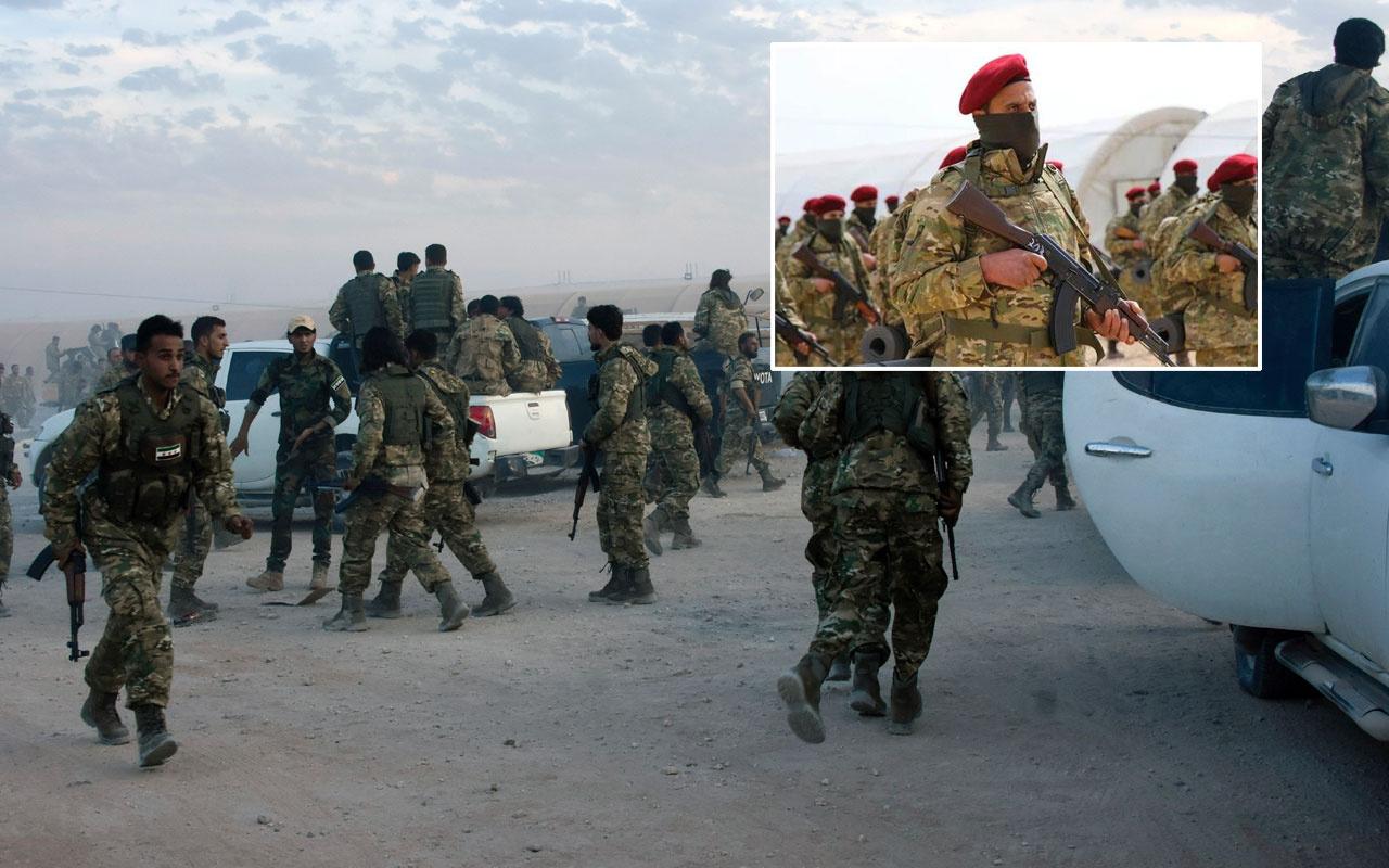 Fırat'ın doğusuna operasyonda YPG'ye Kürt Şahinleri Tugayı darbesi