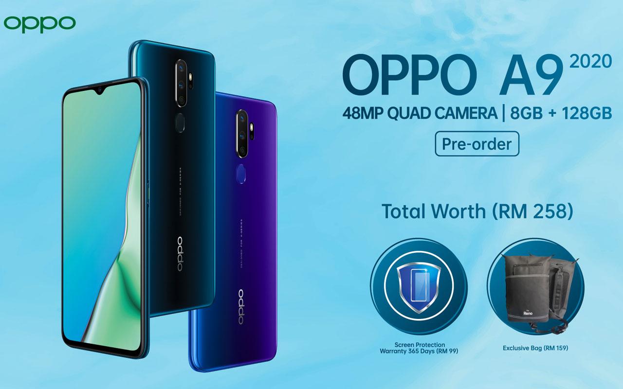 Oppo A9 2020 ve A5 2020 modellerinin özellikleri neler?
