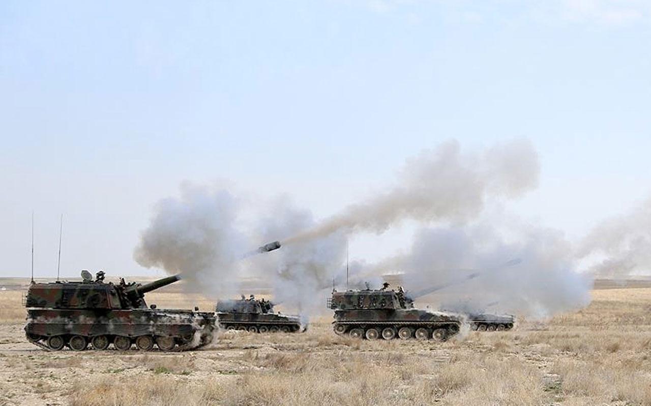 Fırat'ın doğusuna operasyon başladı harekatın adı resmen açıklandı