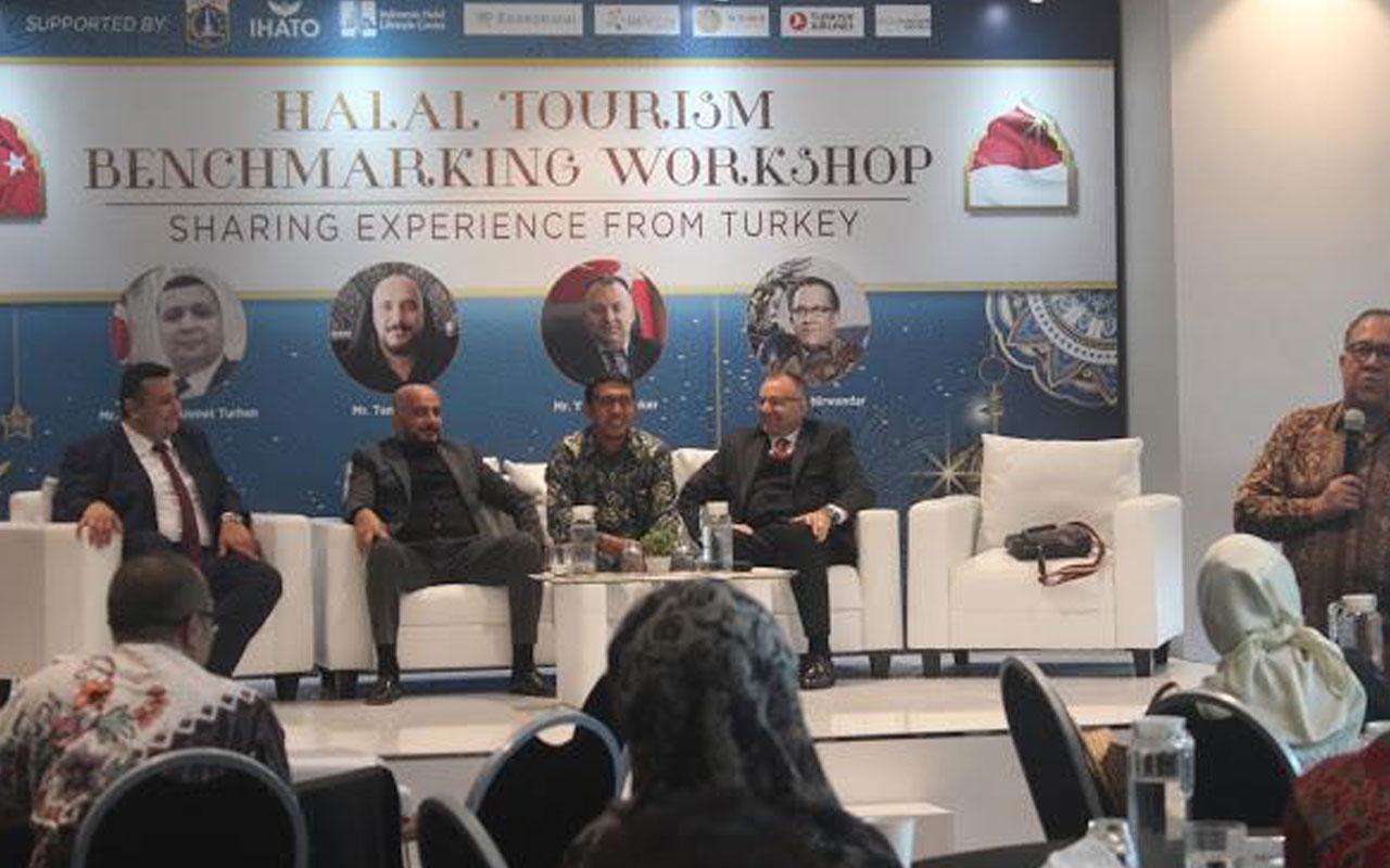 Uluslararası Helal Turizm Derneği'nden Endonezya Çıkarması!