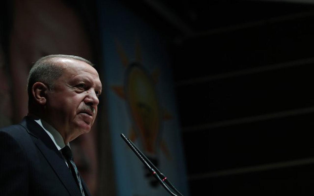 Erdoğan, 'siviller vuruluyor' sözlerine sert tepki verdi