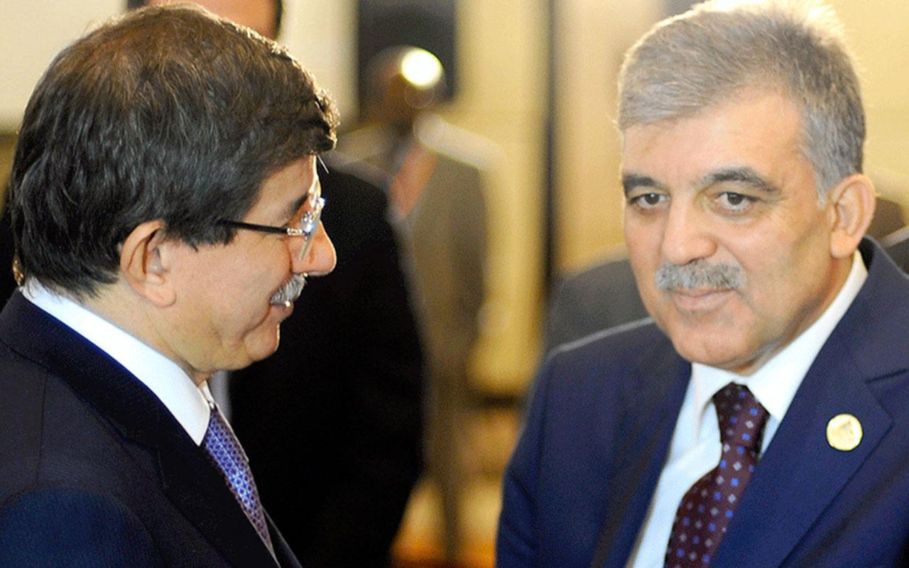 Abdullah Gül ve Ahmet Davutoğlu'ndan Barış Pınarı Harekatı ile ilgili ilk sözler