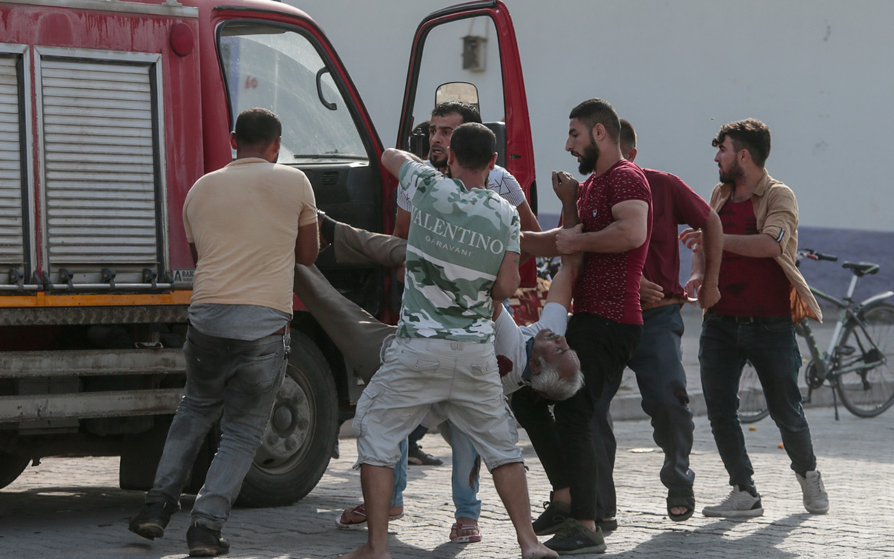 Suriye'den kaçtı Akçakale'de YPG roketiyle şehit düştü