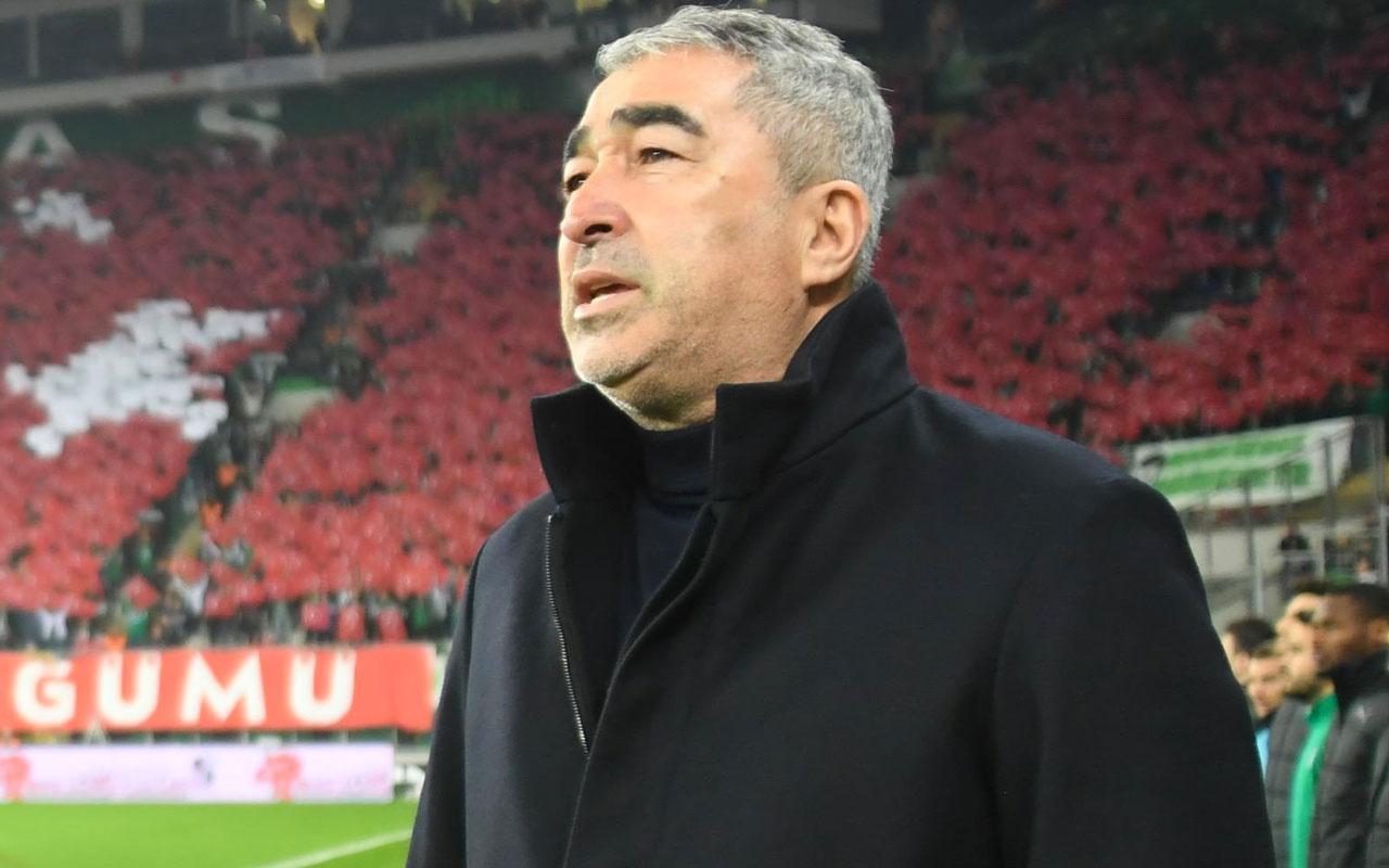 Kayserispor'un yeni hocası Samet Aybaba