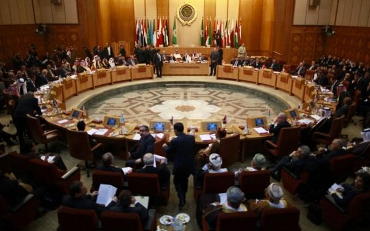 Barış Pınarı Harekatı sonrası Arap Birliği'nden Türkiye kararı tarihi belirlediler