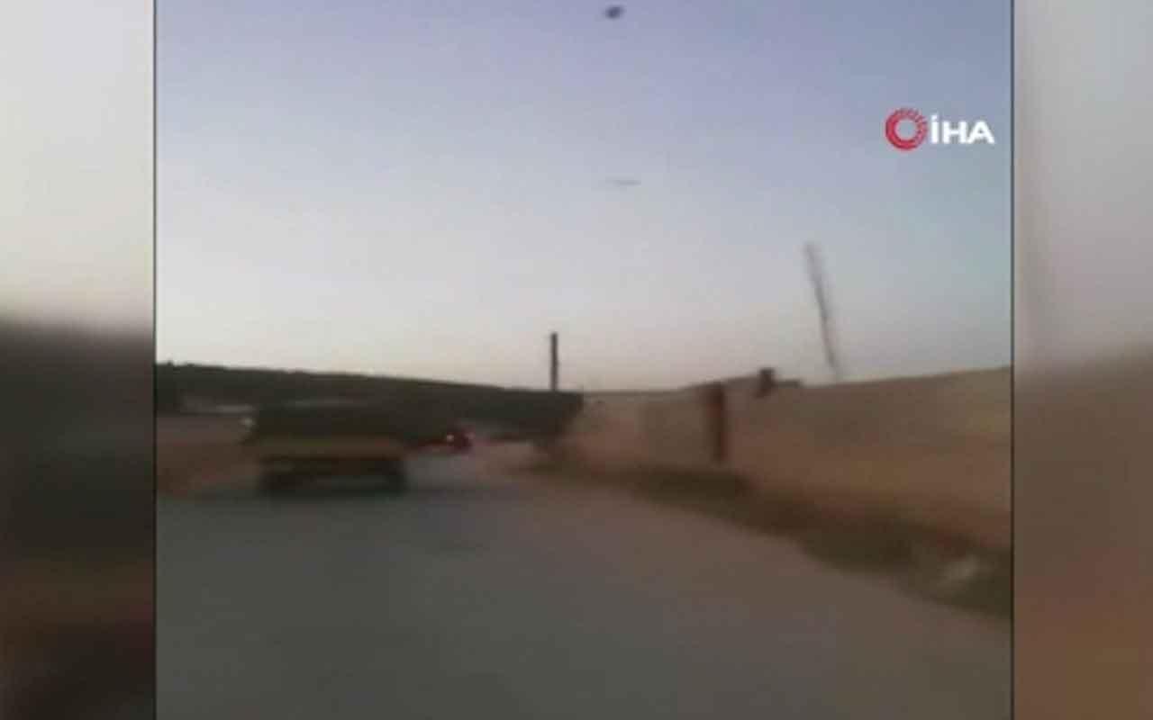 TSK Tel Erkam köyüne yakın bağlantı yolunu kontrol altına aldı