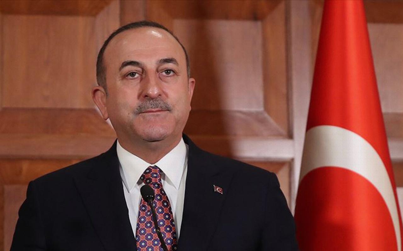 Bakan Çavuşoğlu, Alman ve Norveçli mevkidaşları ile görüştü