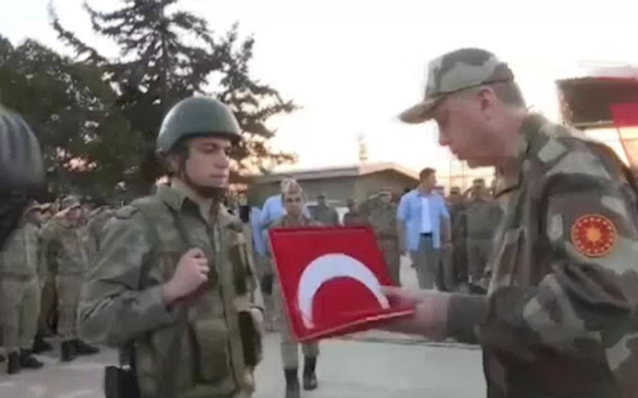Selçuk Bayraktar'dan dikkat çeken Barış Pınarı Harekatı paylaşımı