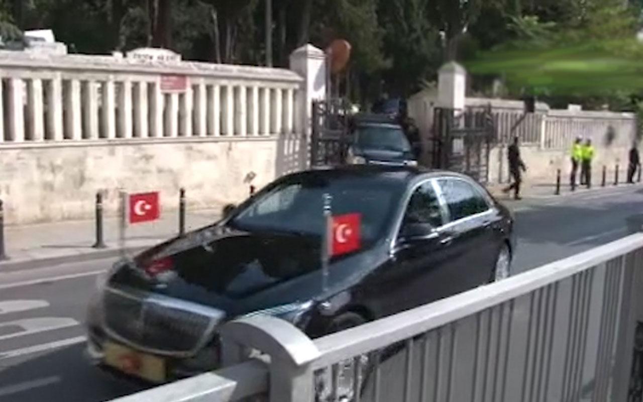 Cumhurbaşkanı Erdoğan annesinin ve babasının kabrini ziyaret etti