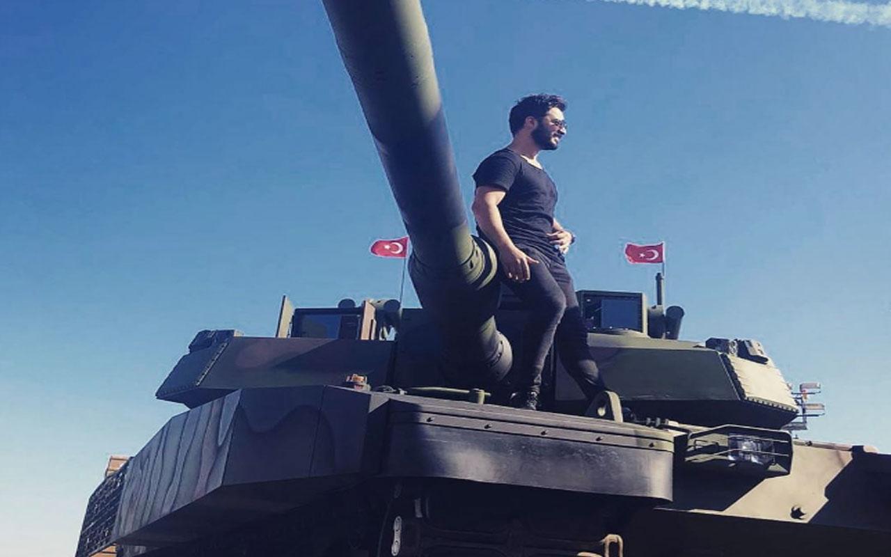 Yusuf Güney'in polislerle çektiği video sosyal medyayı salladı harekata desteği TT oldu