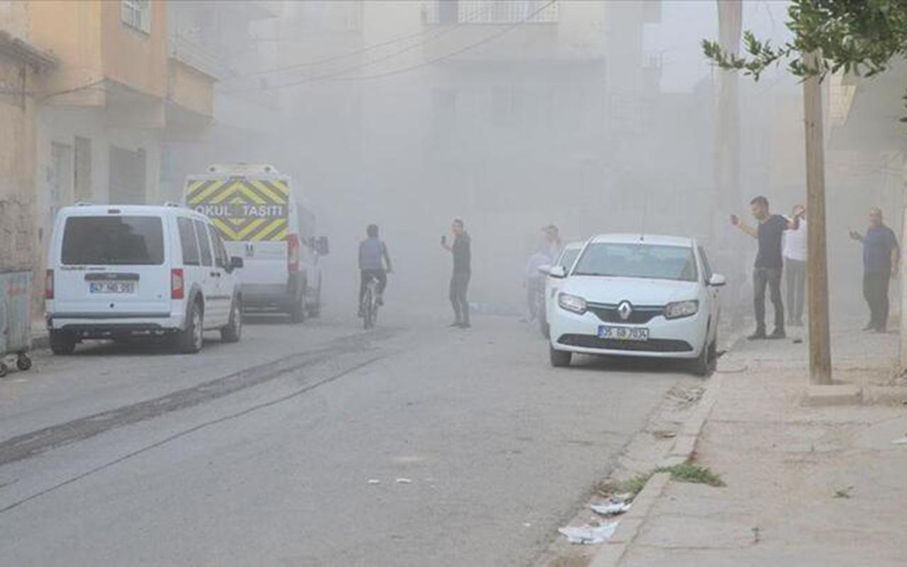 Mardin Nusaybin'e havanlı saldırı! Çok sayıda yaralı var