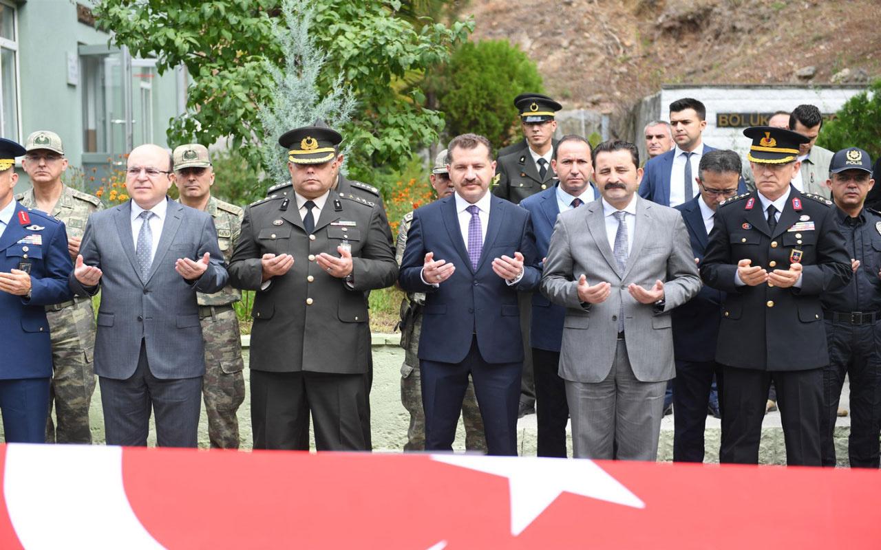 Balıkesir'de kalp krizi geçiren asker Oğuzhan Erdoğan şehit oldu
