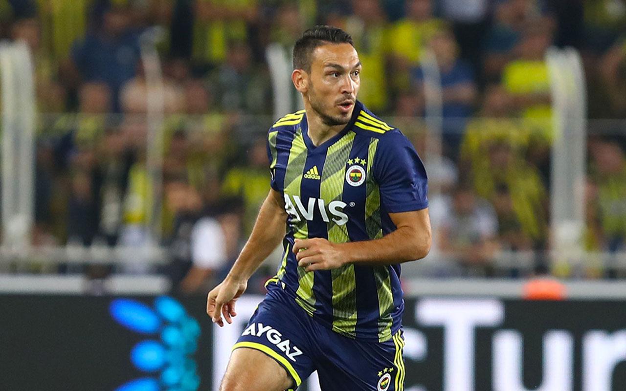 Fenerbahçe'de Mevlüt Erdinç şoku!