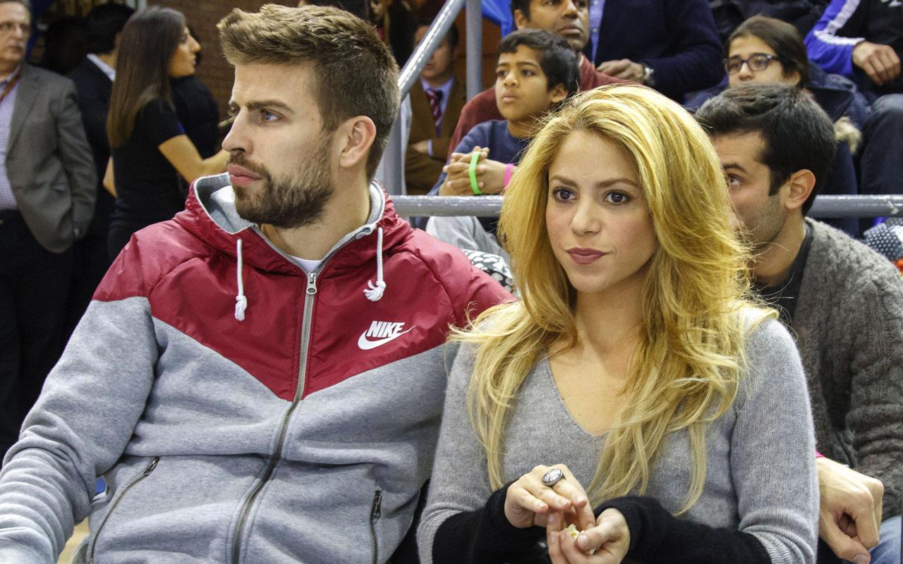 Trabzonspor formaları Pique ve Shakira'ya gitti