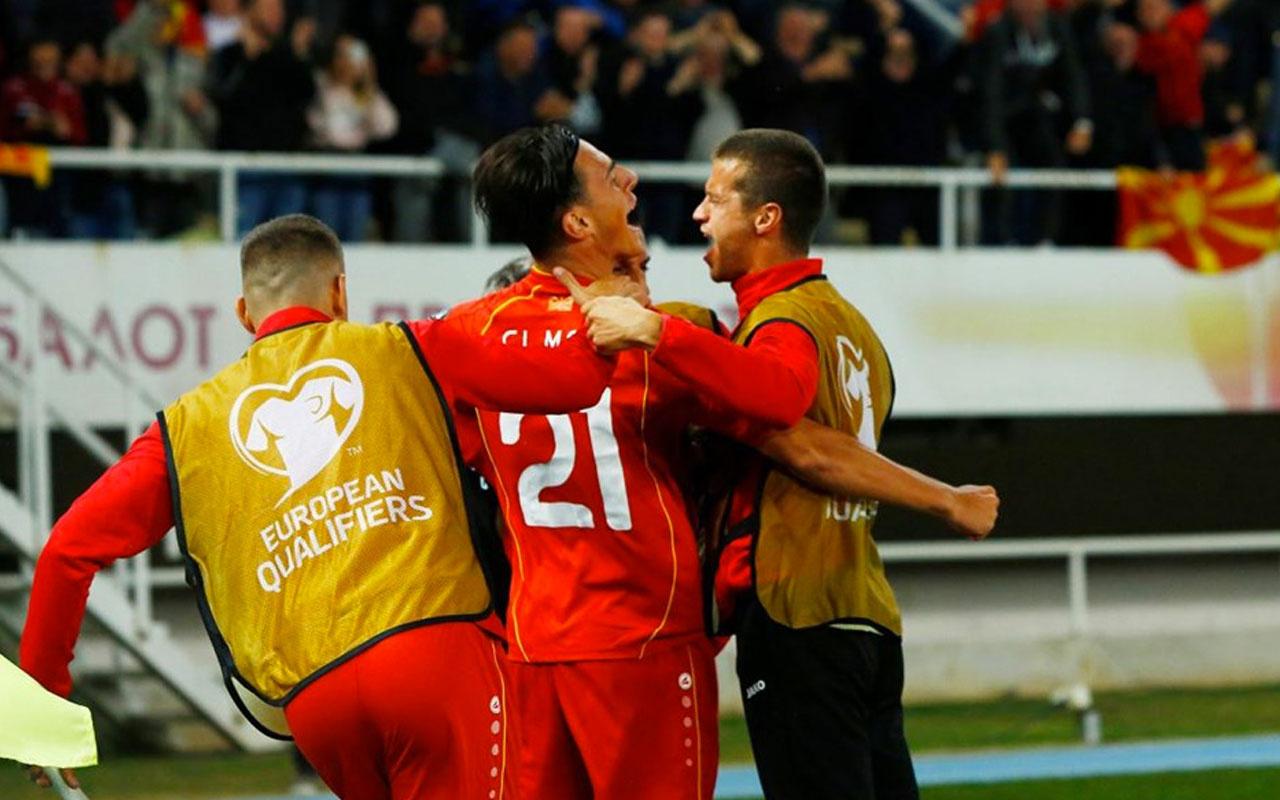 Eljif Elmas şov yaptı! İşte EURO 2020 Elemeleri'nde bol gollü gece