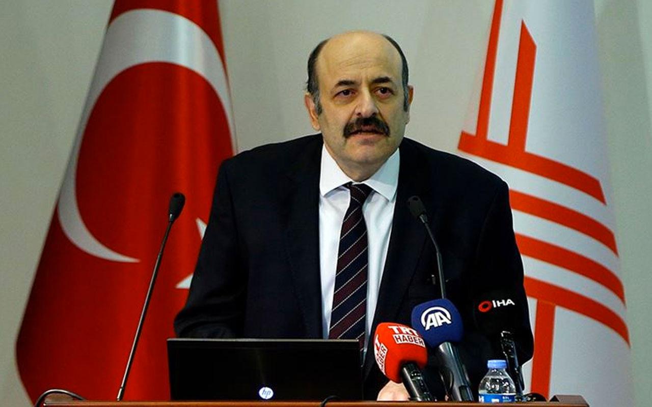 YÖK Başkanı Yekta Saraç'tan açıklama! Eş zamanlı farklı seçenekler sunuyoruz