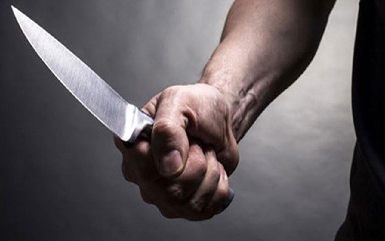 Antalya'da boşandığı eşini ve erkek arkadaşını bıçakladı