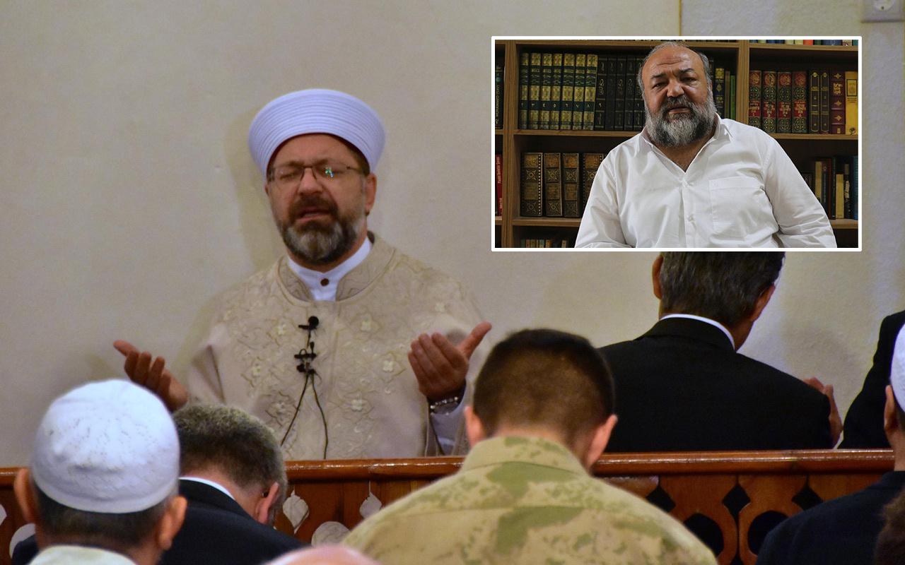 İlahiyatçı İhsan Eliaçık'ın Fetih suresiyle ilgili sözleri olay oldu