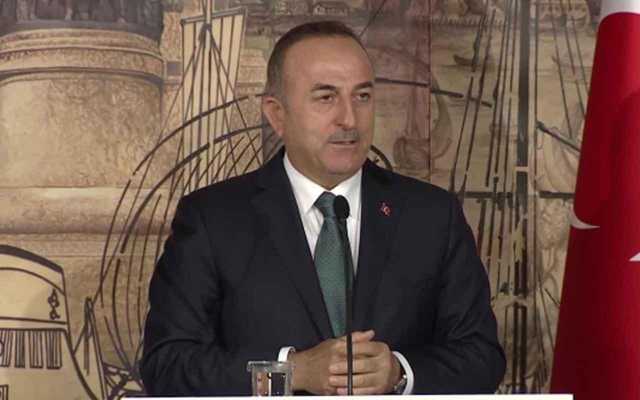 """Çavuşoğlu: """"Kara propagandayı biz daha önce de gördük"""""""