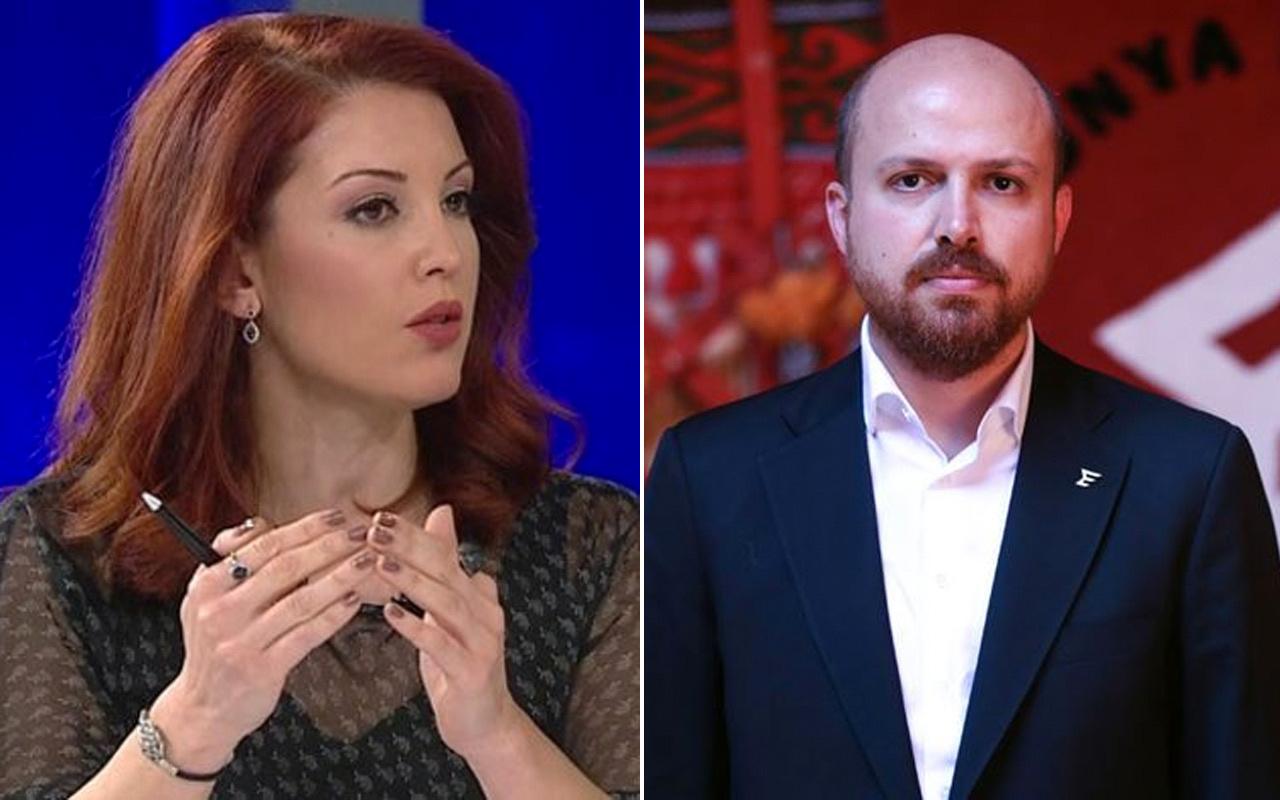 Nagehan Alçı İBB'den vakıflara para akıyor iddiasını Bilal Erdoğan'a sordu