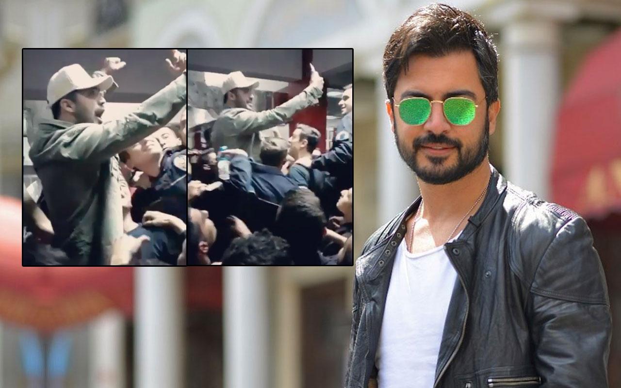 Yusuf Güney'in polislerle paylaşımı sosyal medyayı salladı harekata desteği TT oldu