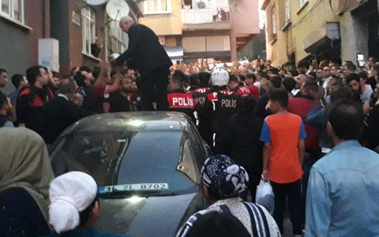 Taciz iddiaları Fatih'i ayağa kaldırdı