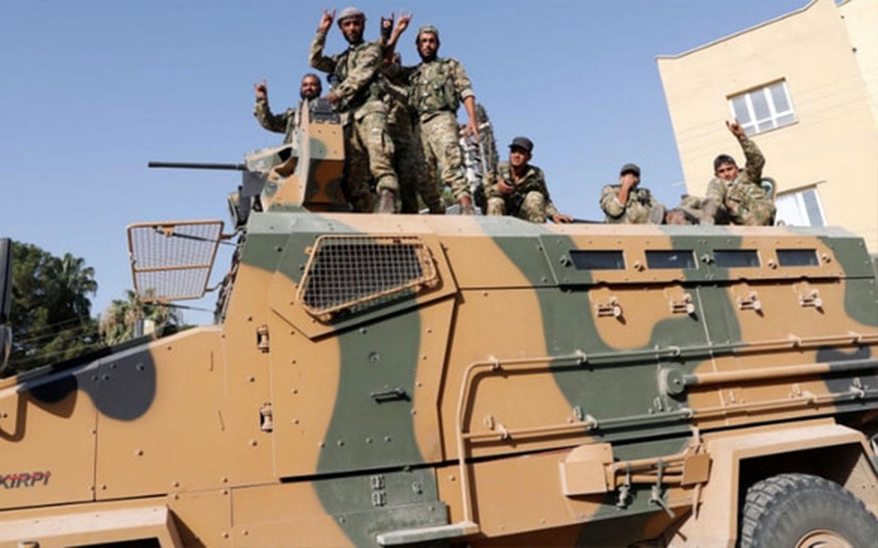 TSK Tel Abyad'ın önemli kasabası Suluk'ta kontrolü ele aldı