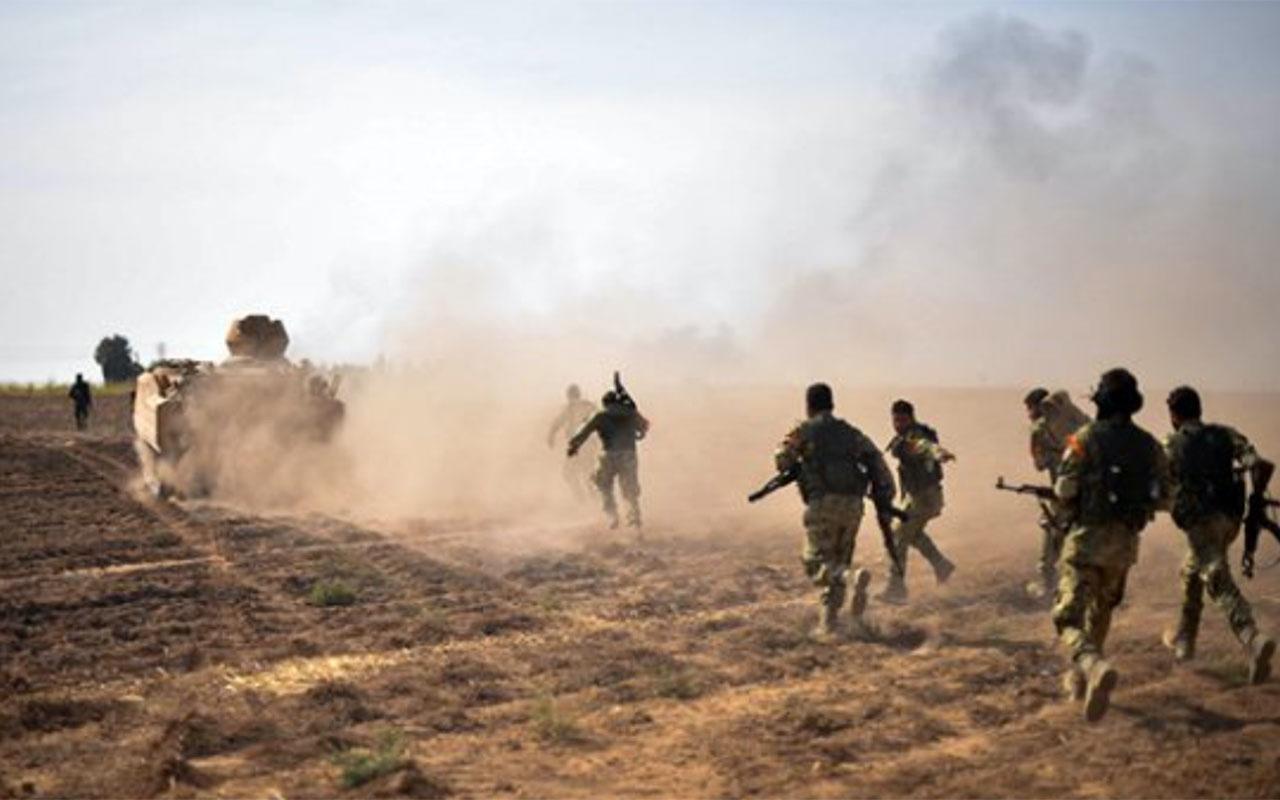 YPG'liler ABD'nin verdiği milyonluk araçları bırakıp kaçtı