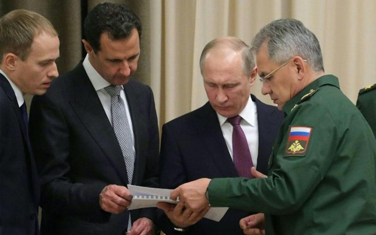 Putin'den çarpıcı çıkış: Teröristlerin orada bir sözde devlet kurmasına izin veremezdik