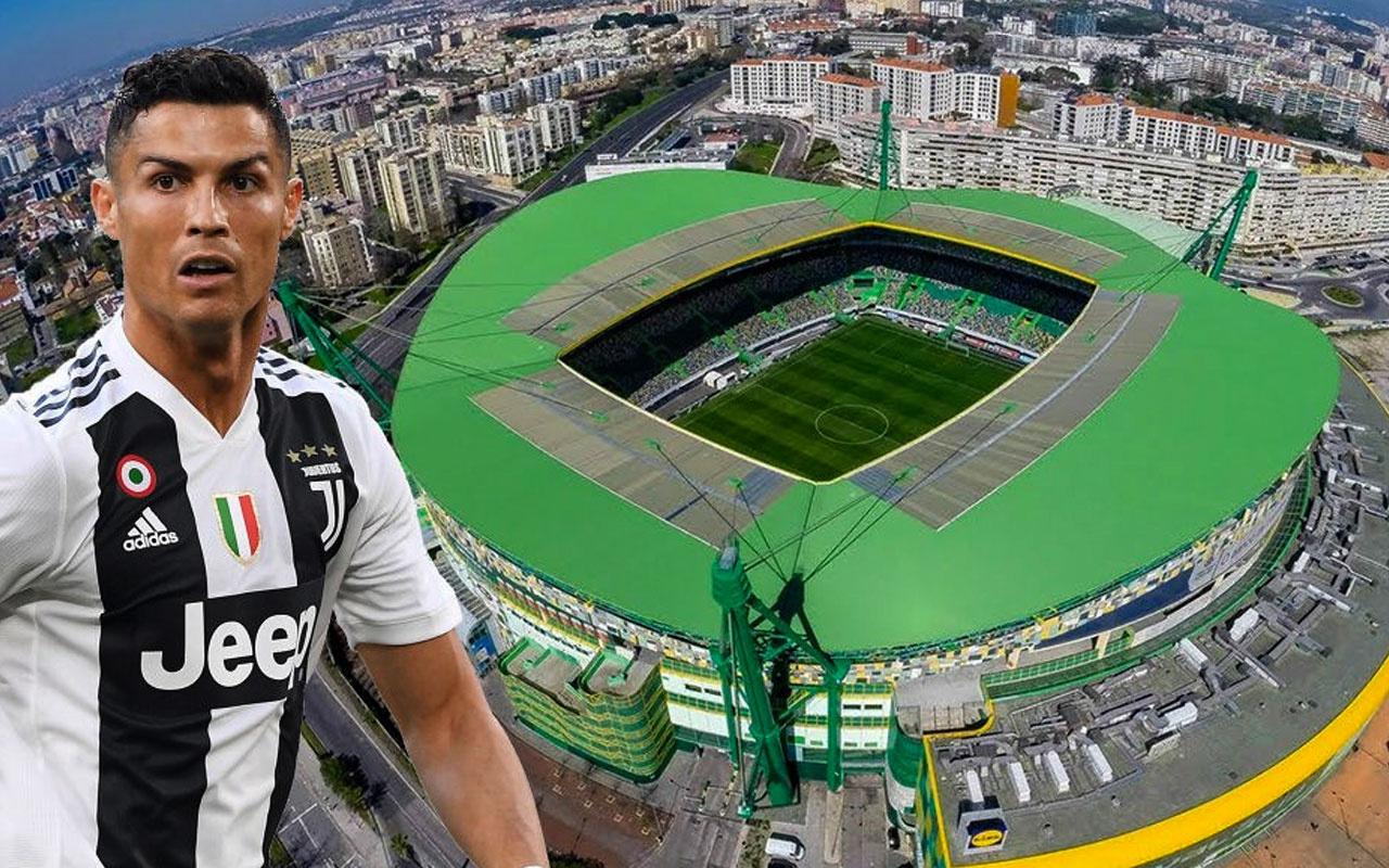 Ünlü stadın adı Cristiano Ronaldo olabilir