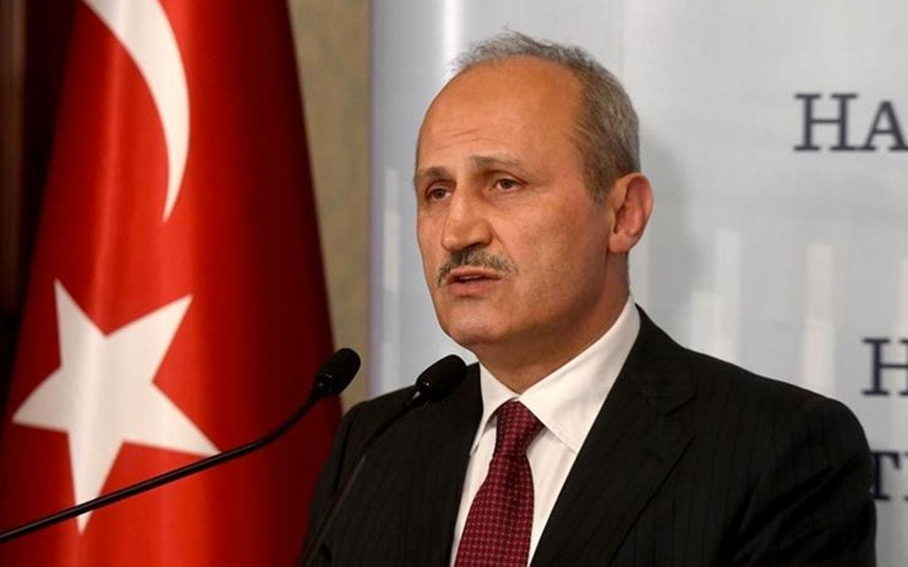 Bakan Turhan açıkladı! Dünyada ABD'den sonra Türkiye'de bir ilk