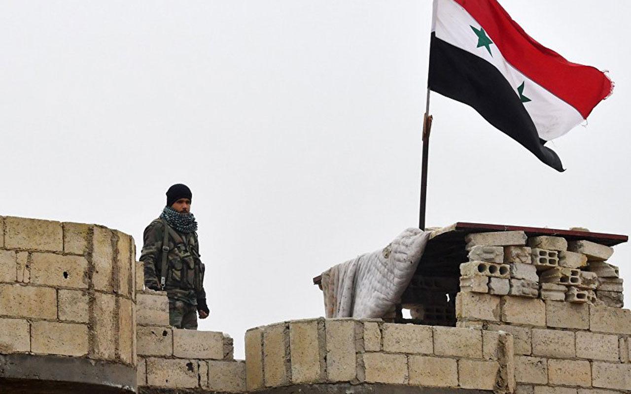 YPG ve Esad anlaştı! Suriye ordusu Kobane ve Menbiç'e konuşlanacak