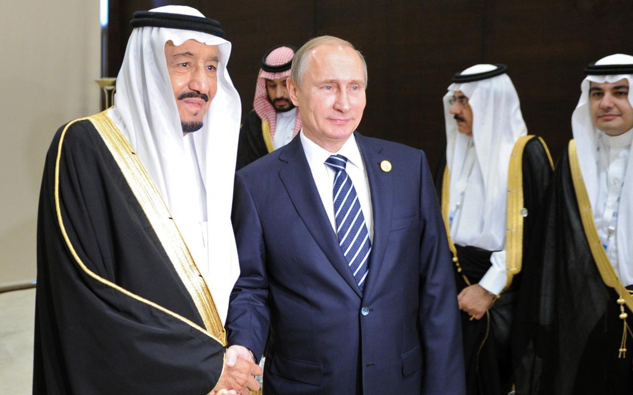 Suudi Arabistan ile Rusya arasında iş birliği anlaşmaları imzaladı