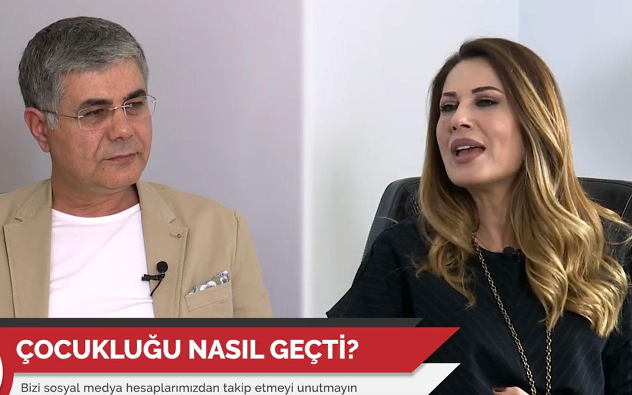 Hande Kazanova görücü usulüyle nasıl evlendi Mehmet Özışık sordu o yanıtladı