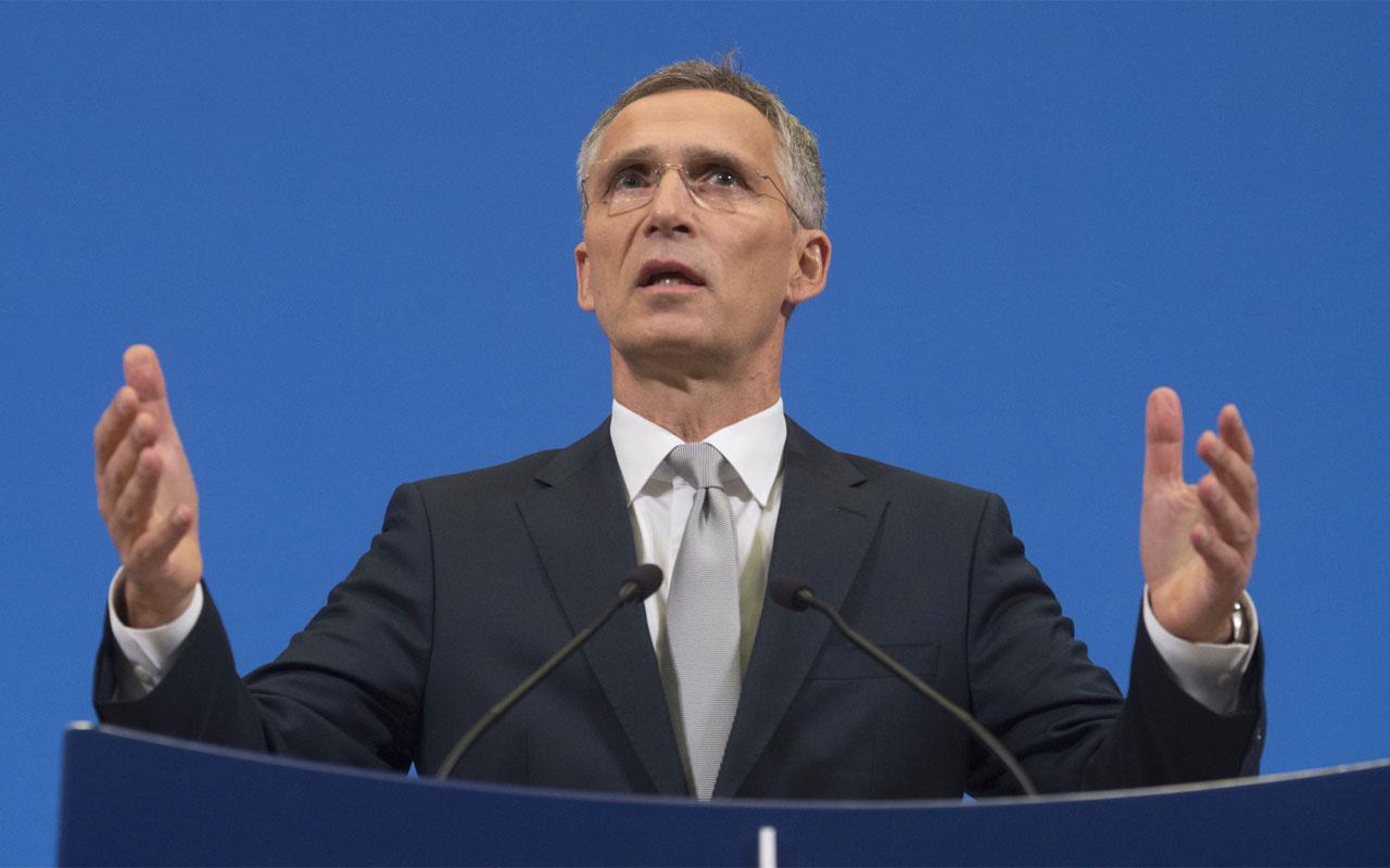 NATO Genel Sekreteri Jens Stoltenberg'ten çarpıcı Türkiye açıklaması