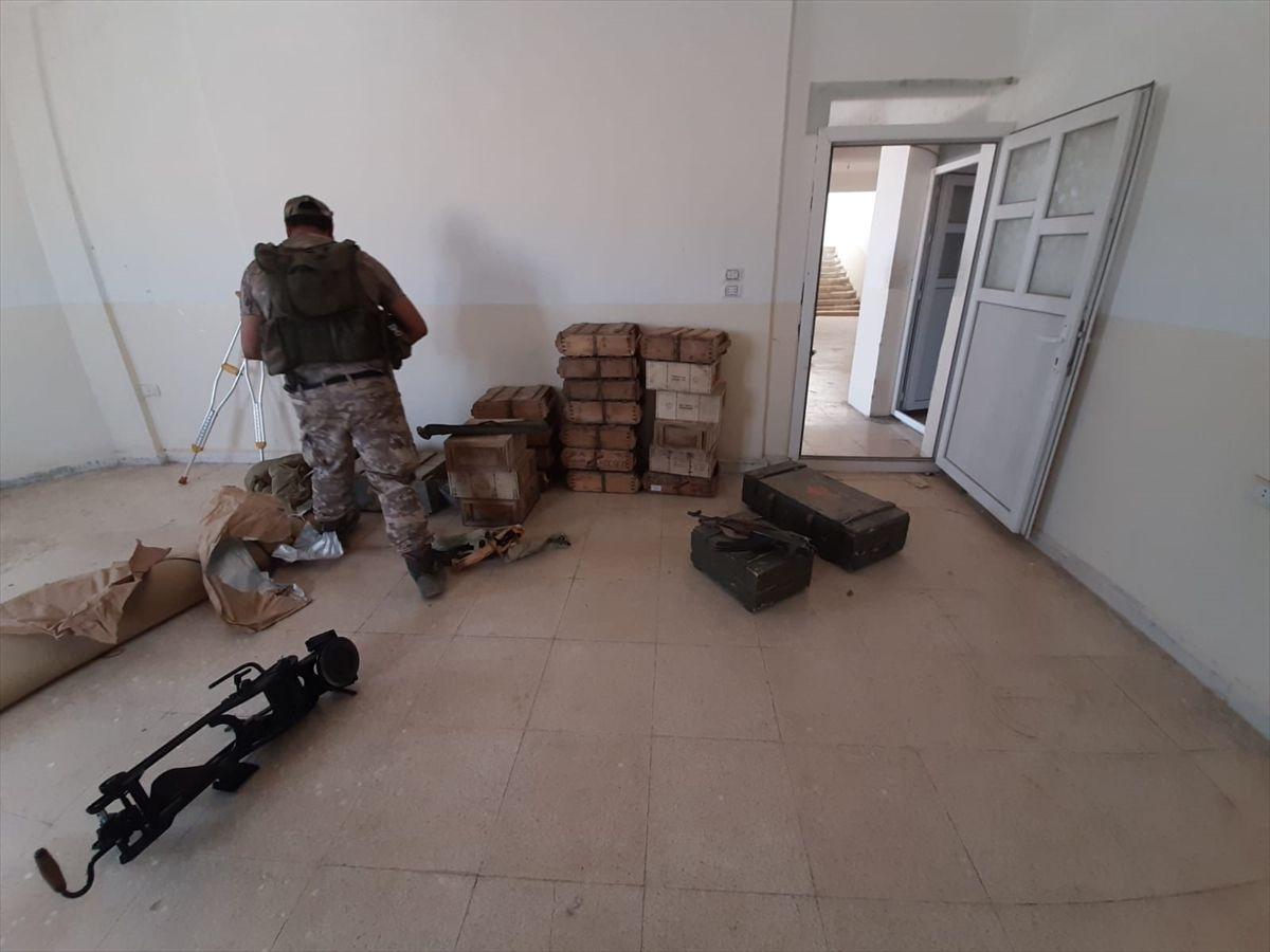 YPG'de büyük panik! Talimat ortaya çıktı TSK'ya oyun ifşa oldu
